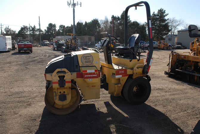 Photos Of Paving Equipment